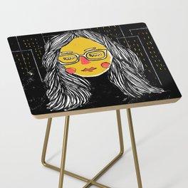 City Girl Megane Side Table
