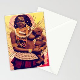 Uwar jarumi Stationery Cards