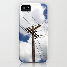 Infrastructure iPhone Case