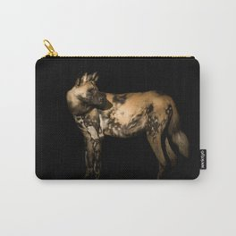 Painted Pooch Carry-All Pouch