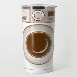 Retro Washing Machine Travel Mug