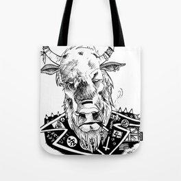 BUFFALO PUNX Tote Bag