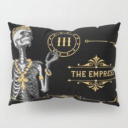 The Empress III Tarot Card Pillow Sham