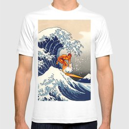 Great Wave Surfer T-shirt