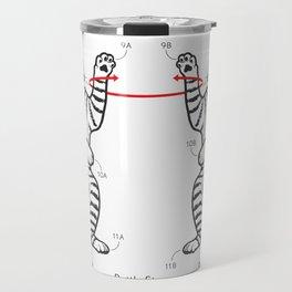 Battle Stance Travel Mug