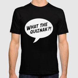 Voltron: What The Quiznak?! T-shirt