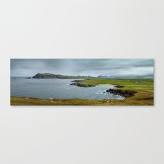 Slea Head Coast Canvas Print