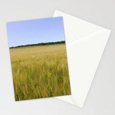 Cornfield Landscape Stationery Cards