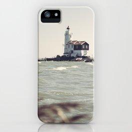 Paard van Marken, The Netherlands iPhone Case