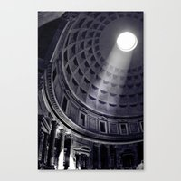 italy Canvas Prints featuring Italy by Jessica Krzywicki
