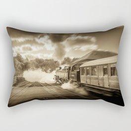 Poetry in Motion Rectangular Pillow
