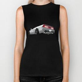 White Honda Acura NSX Biker Tank