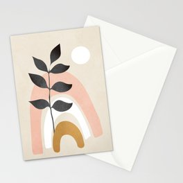 Minimal Abstract Shapes 16 Stationery Cards