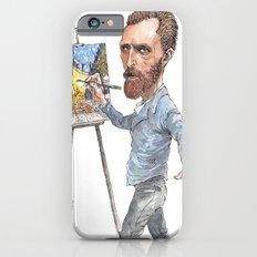 Van Gogh Paints Night Cafe iPhone 6s Slim Case