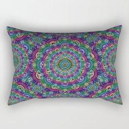 Bohemian Hippy Chic Rectangular Pillow
