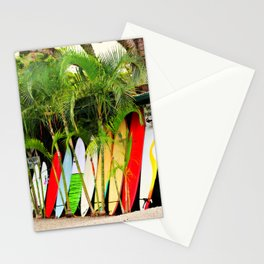 North Shore Surf '14 Stationery Cards
