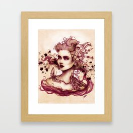 Sanguina Framed Art Print