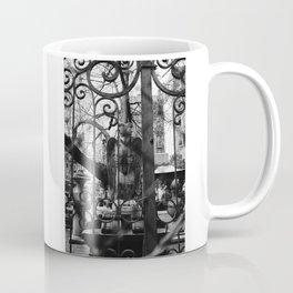 Elizabeth Street Garden V Coffee Mug