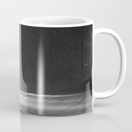 snow melting in my eyes Coffee Mug