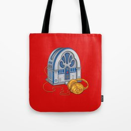 Beats by Droid - Recycled Future Tote Bag