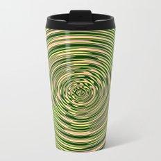 Warped Rings Metal Travel Mug