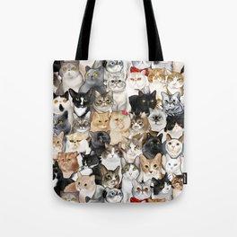 Catmina 2017 - SEVEN Tote Bag