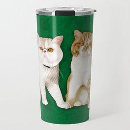Teagues and Oliver Travel Mug