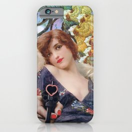 Love Obsession  iPhone Case