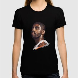 Low Poly Kyrie Erving T-shirt
