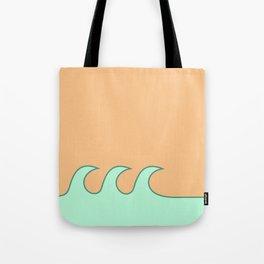 Sea Foam-o Tote Bag