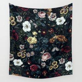 Botanical Garden V Wall Tapestry