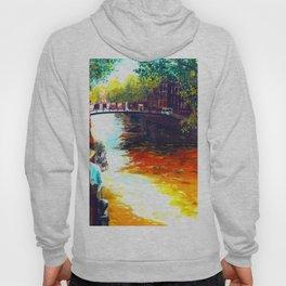Amsterdam Canal Hoody