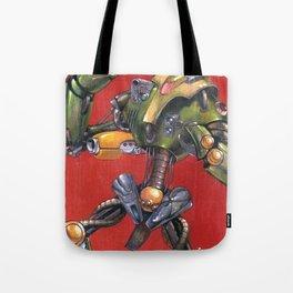 Identibot Tote Bag