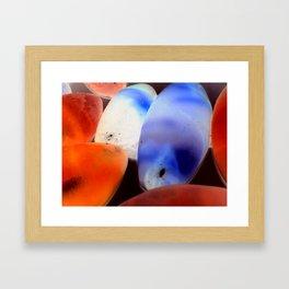 NegaPod Framed Art Print