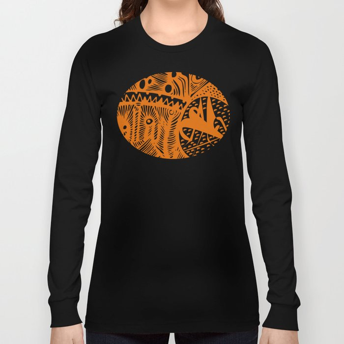 INK#9 Dreaming of India Long Sleeve T-shirt