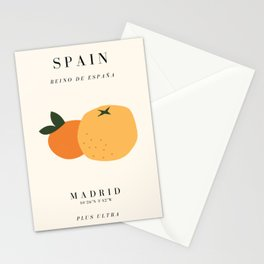 Spain Exhibition Stationery Cards