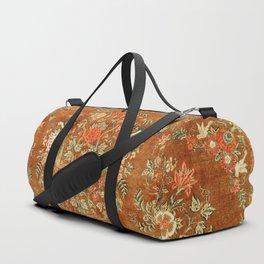 Tabriz Azerbaijan Northwest Persian Rug Print Duffle Bag