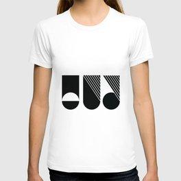 3 units T-shirt
