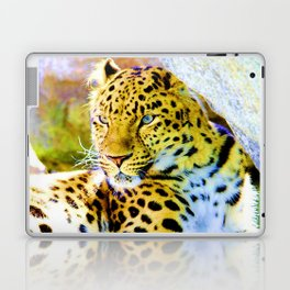 The Leopard is Spot On Laptop & iPad Skin