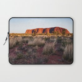Australian Outback Sunrise at Ayers Rock Laptop Sleeve