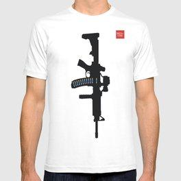 Art not War - Blue T-shirt