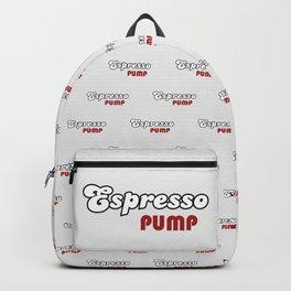 Espresso Pump Backpack