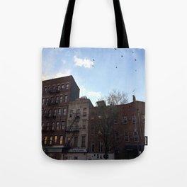 East Village Tote Bag