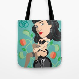 Page & Plant Tote Bag