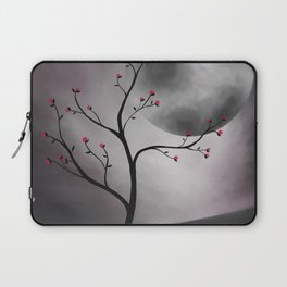 Midnight Peach Laptop Sleeve