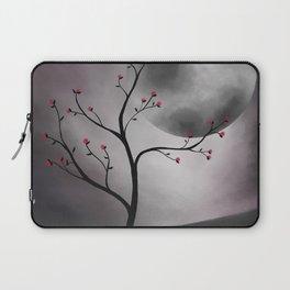 Midnight Peach Laptop Sleeve