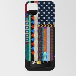 Boho America iPhone Card Case