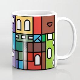 Metropolis living Coffee Mug