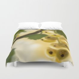 Wild Currants  Duvet Cover