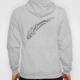JSS feather Hoody